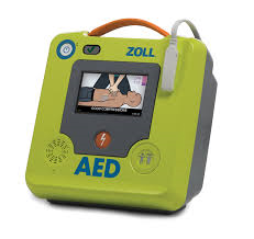 ZOLL DÉFIBRILLATEUR AED 3