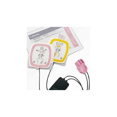 Électrodes pédiatrique Lifepak