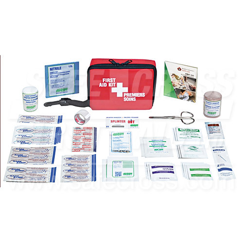 Trousse premiers soins rectangle small