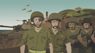 News from the past - six day war edition