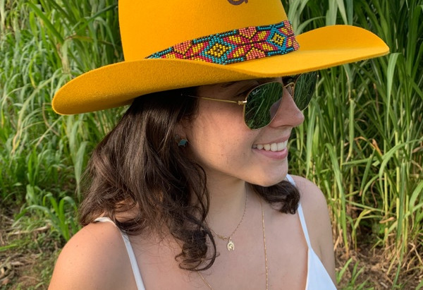 Meu Chapéu Amarelo | Charlie 1 Horse