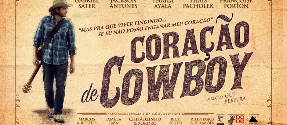 """O dia que eu fui ver """"Coração de Cowboy"""""""