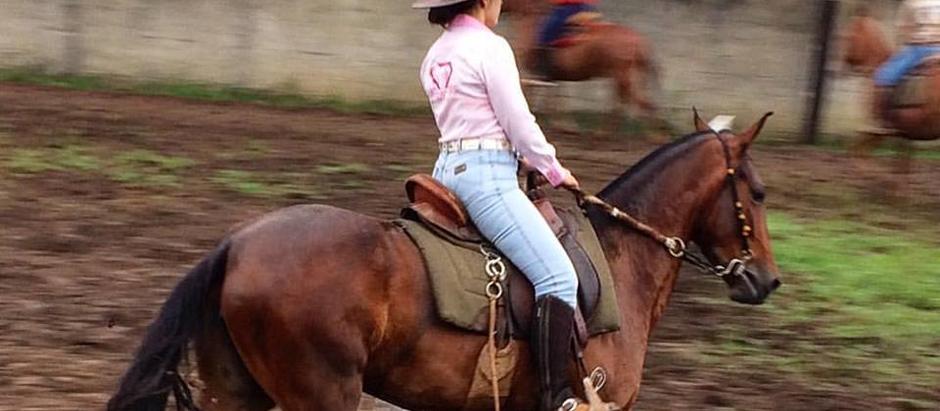 Por que ter a postura correta na hora de montar o seu cavalo?