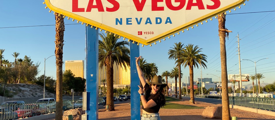 Por que fui parar em Las Vegas? Canal Jeito de Cowboy
