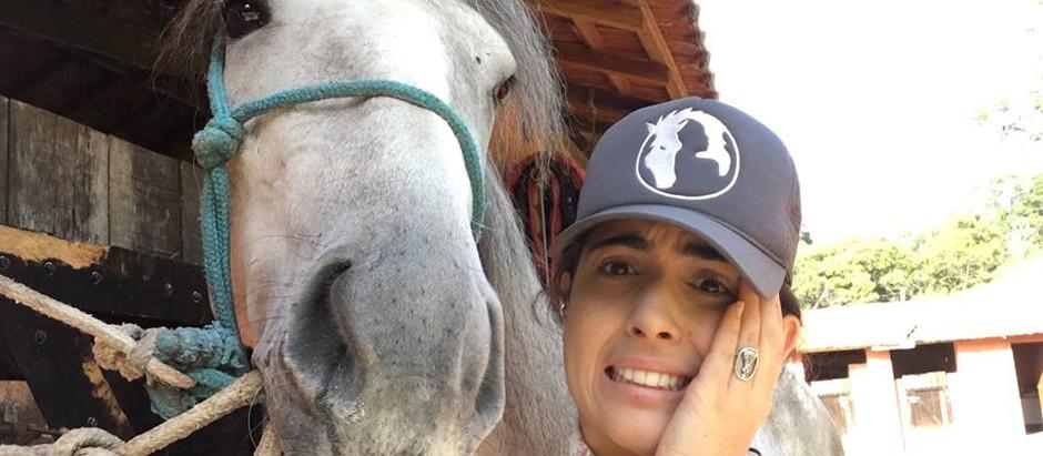Primeira Vez com um Cavalo  O que fazer?