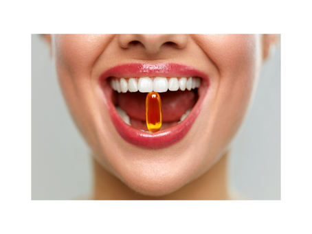 Vitamin Supplements for the Skin