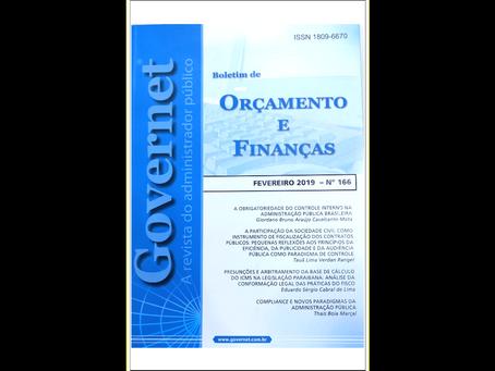 Presunções e arbitramento da base de cálculo do ICMS na Legislação Paraibana: análise da conformação