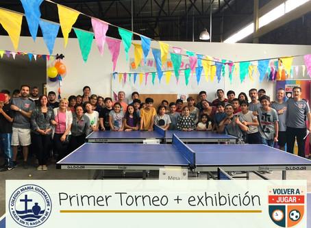 Primer Torneo + exhibición