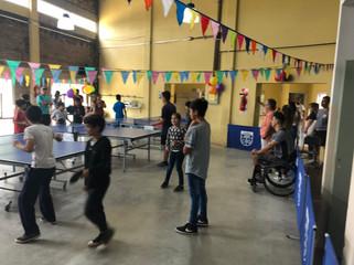 Taller Ping pong