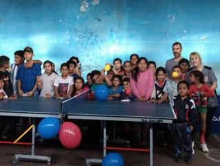 Tercer entrega del programa Ping Pong para Todos.