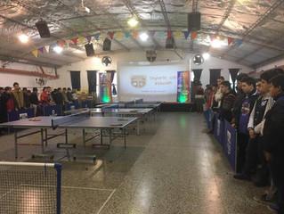 Cuarta entrega del programa Ping Pong para todos.