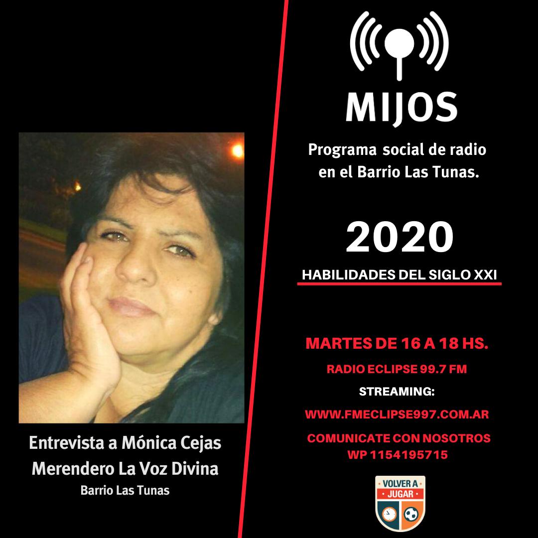 Entrevista Monica Cejas