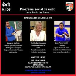 5to Programa MIJOS 13 Oct