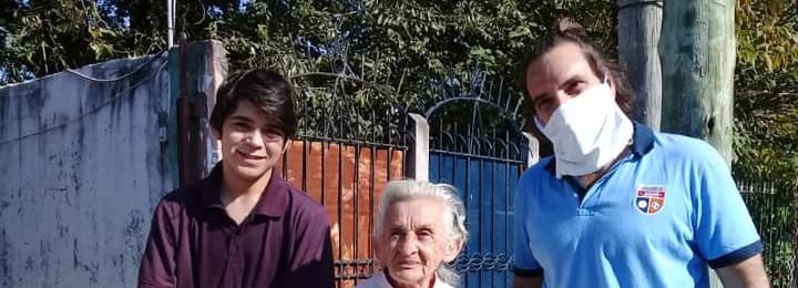 Donación abuelos