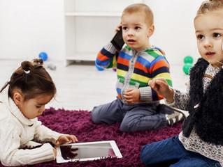 Cómo la tecnología está transformando la niñez