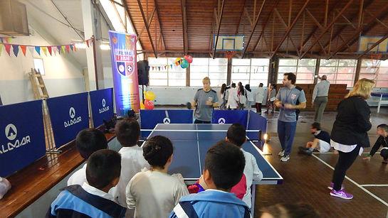 Progrma Ping Pong Para Todos