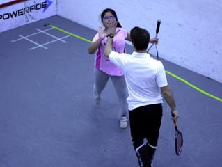 Masterclass de Squash con Gonzalo Miranda