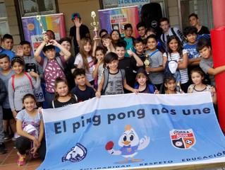 Torneo ping pong + Jornada de voluntariado.