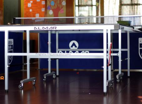 Segunda entrega del programa Ping Pong para Todos.