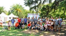 Jornada abierta en  Parque Saavedra