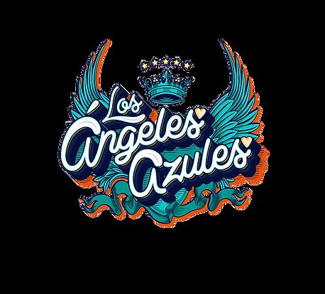 LOGO ANGELES AZULES