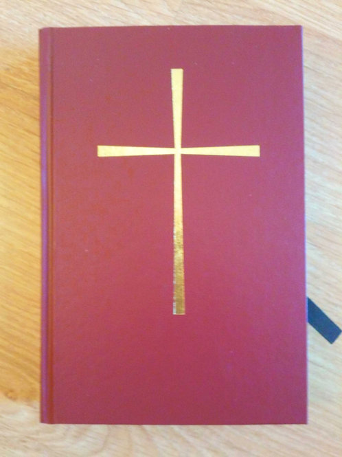 1928 Book of Common Prayer Hardcover