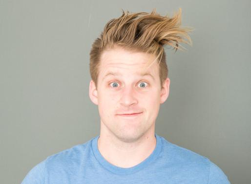 Meet Stunt Magician Wes Barker
