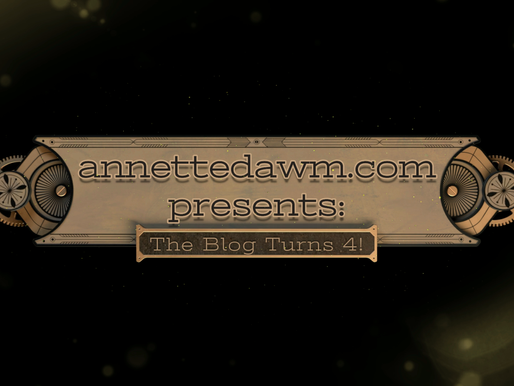 The Blog Turns 4!