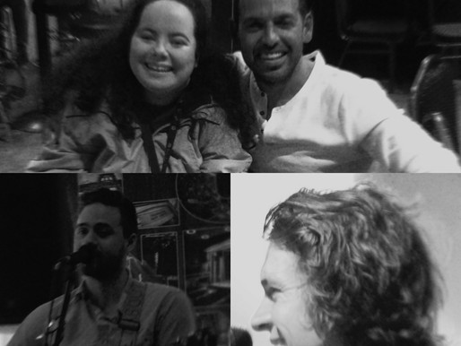 One Question with Shaun Majumder, Connor Morand and Devin Cuddy