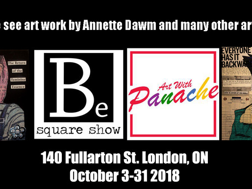 Be Square Show Announcement