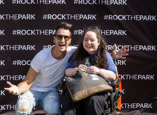 Rock the Park July 10, 2019