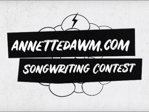 annettedawm.com Songwriting Contest