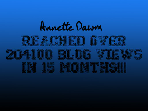 Celebrating 200 000 Views