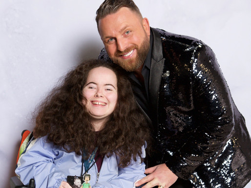 After the Show: Sierra Noble and Johnny Reid