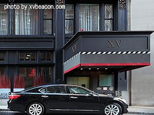XVビーコンホテル外観