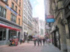 ボストン情報ページ用画像-ボストンのストリート