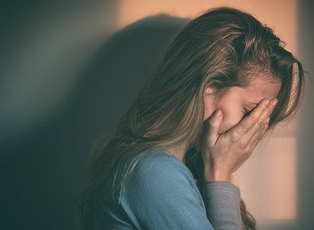 El llanto de Ana  (sobre 1 Samuel 1)