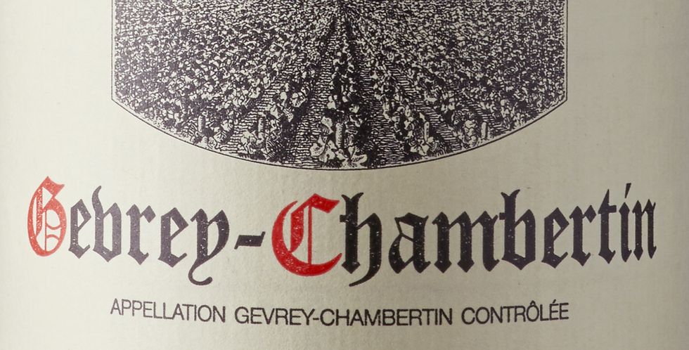 GEVREY-CHAMBERTIN 2018 |6 x 75 cl