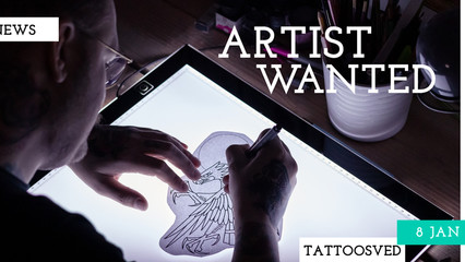 ARTIST WANTED