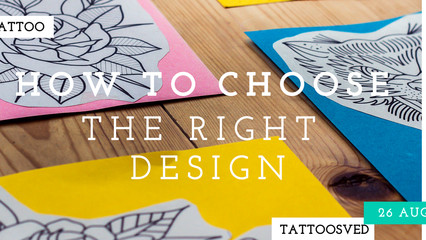 HOW TO CHOOSE THE RIGHT DESIGN, DONT WORRY, WE GOT YA!