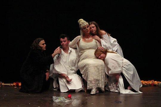 Gur Arie Piepskovitz and Lara Buffard by Rachel Bunce