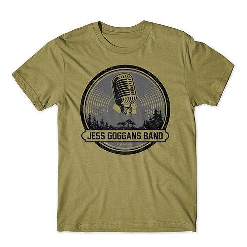JGB Microphone T-shirt