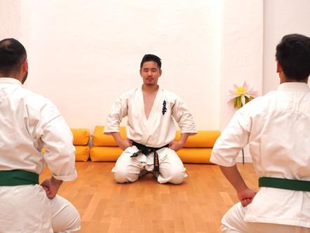 Der Juli im Shinzen Dojo
