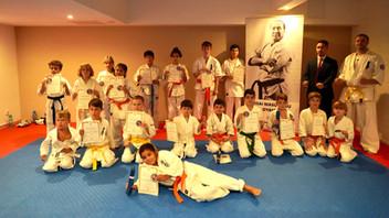 Die 2. Kinder Karate Prüfung 2021