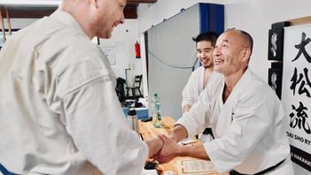 Trainingswochenende in Bremen: Das Shinzen Dojo tankt Energie für die kommende Prüfung