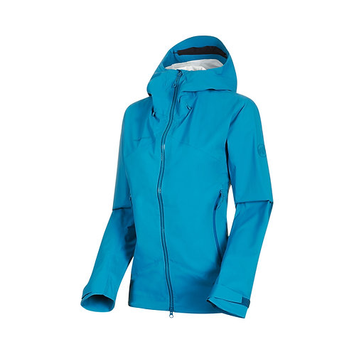 Mammut - Women's Kento HS Hooded Jacket