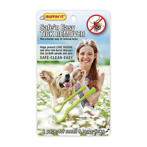 Ruffin' It - Safe'n Easy Tick Remover