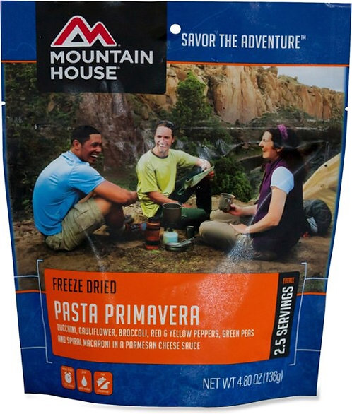 Mountain House - Freeze Dried Pasta Primavera