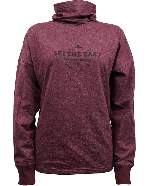 Ski The East - Women's Pinnacle Funnel Neck