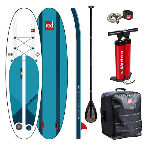 "Red Paddle Co - Compact 9'6"" Package"